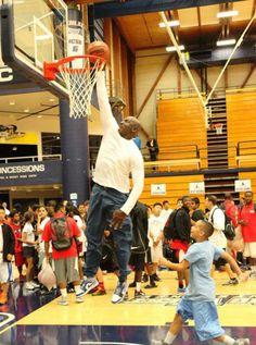 Michael Jordan ... still has it at 50.