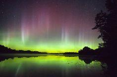 Polarlichter - Sternwarte