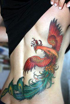 New Phoenix Tattoo Designs For 2016 (22)