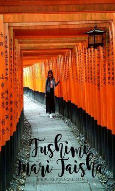 Fushimi Inari Taisha Shrine (伏見稲荷大社) Kyoto City