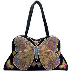 purses with butterflies - Bing Images