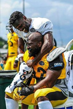IT'S GAME DAY, AB & DEEBO https://www.fanprint.com/licenses/pittsburgh-steelers?ref=5750