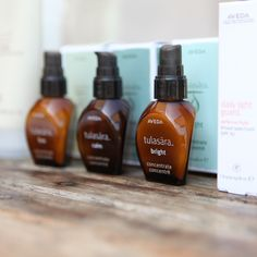 Accelerate your skin's restorative powers with the Tulasāra Concentrates. These treatments help make restore firm, bright and calm to your skin. Use them AM and PM under moisturizer.