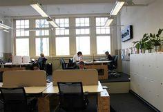 Deskowitz  - A Coworking Space in Amsterdam