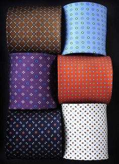 Marinella Ties. Hstory and peculiarities of one of the most important tailor's shop of ties: Eugenio Marinella Napoli.