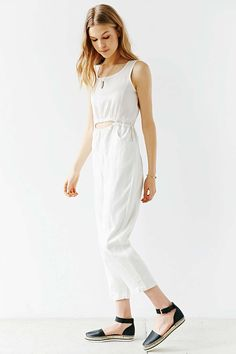 Samantha Pleet X UO Dreamboat Jumpsuit - Urban Outfitters
