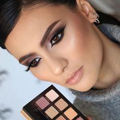 "132.4k Likes, 356 Comments - Anastasia Beverly Hills (@anastasiabeverlyhills) on Instagram: ""Beautiful Look by @jasmijniris BROWS: Brow Powder in Soft Brown EYES: EYES: Soft Glam Palette…"""