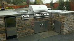 Another of our outdoor kitchens...let us know what you think