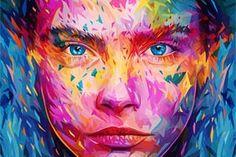 Os+retratos+vibrantes+de+Alessandro+Pautasso