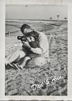Ann Wilson & Dad
