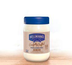El gigante de la mayonesa Hellmann's, cuyos productos se comercializan en todo el mundo, anuncia que lanza una mayonesa sin huevo hecha completamente con productos vegetales.  La mayonesa