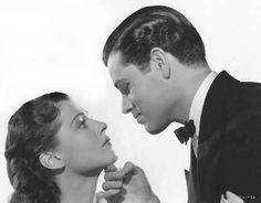 Ruth Hussey and Tom Neal, Within the Law (1939)