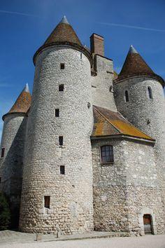 Château de Nemours - France                                                                                                                                                                                 Plus