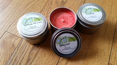 6oz Scented Soy Wax Tin Candles by CandlesByAmanda228 on Etsy