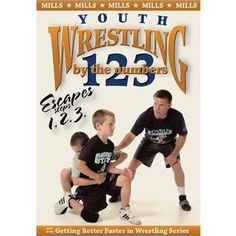 Dave Mills Mills Youth Wrestling By The Numbers-Escapes DVD by Dave Mills. $28.90. In a first of its kind video series....over 20 escapes and reversals are presented in a systematic step-by-step approach. Coaches, parents, and most importantly YOUTH wrestlers will be able to quickly learn each technique.NCWA two-time National Coach of the Year Dave Mills breaks down each move using numbered steps that are highlighted in text on screen....making each move as easy to learn ...