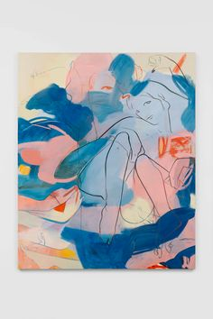 France-Lise McGurn Baby, 2019 Oil, acrylic, marker and spray on canvas 220 x 180 x cm Painting Still Life, Watercolor Drawing, Marker Art, Acrylic Art, Beautiful Images, Art Inspo, Book Art, Tapestry, France