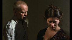 Klaus Kinski and Eva Mattes in Woyzeck - Werner Herzog
