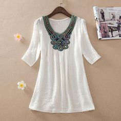 Cheap blouse desgins, Buy Quality blouse white directly from China blouse long Suppliers:     Hello! Welcome to our store. You can Clickthe picture which you love to buy!!! Go Go Go... ...  &n