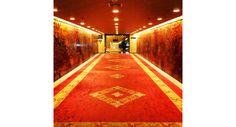 Bottega Veneta rend hommage à l'hôtel Okura de Tokyo 14