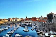 Dubrovnik Old Port Croatia Game of Thrones has actually filmed here Visit Croatia, Croatia Travel, Dubrovnik Croatia, Travel Abroad, Us Travel, Travel Europe, Travel Tips, Sailing Holidays, Old Port