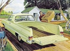 Classic Holden Utes: Holden HD Ute