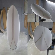 "5'10"" handshaped with custom stringers by NEYRA CUSTOM BOARDS. neyrafins@gmail.com"