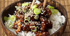 If you're a fan of sticky, sweet, pan-asian cuisine you will absolutely LOVE this dish. (Seriously, it's bangin'!)Serves: 2