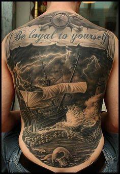 Pirate Tattoos   Inked Magazine