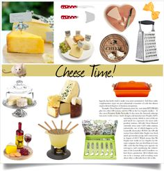 """cheese time"" by divacrafts on Polyvore"