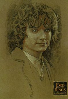 Lord of the Rings - Frodo Baggins by Drew Struzan