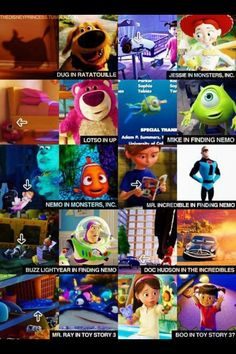 Disney's secrets