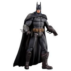 DC Collectibles Batman Arkham City Series 3 Batman Action Figure ** You can get additional details at the image link.