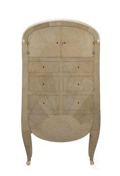 Louis  #Cravt #Original #Craftsmanship #Living #Furniture #Design #Luxury #Shelving #Storage #Male #Cabinet #Antique #Stingray
