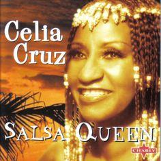Celia Cruz...