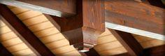 Detalle de cercha de madera www.NavarrOlivier.com