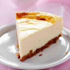 Découvrez la recette Cheesecake aérien sur cuisineactuelle.fr.