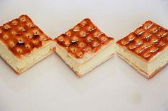 Lattice Biscuit Slice - The ones my Mum used to make!