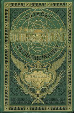 Jules Verne  La Terre a La Lune (The Earth and the Moon)