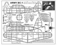 Army BC-1 - plan thumbnail