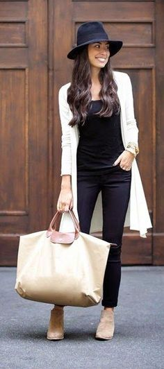 Daily New Fashion : Gorgeous Travel Winter Style