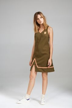 SLEEVELESS TENNIS DRESS Tennis Dress, Women Wear, Contemporary, Collection, Dresses, Fashion, Vestidos, Moda, Fashion Styles