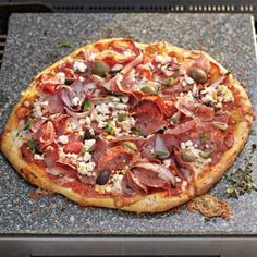 ... Pizza/Flatbreads on Pinterest | Pizza, Pizza Recipes and Grilled Pizza