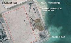 China está instalando un radar anti-aviones furtivos en el Mar de China | NUESTROMAR