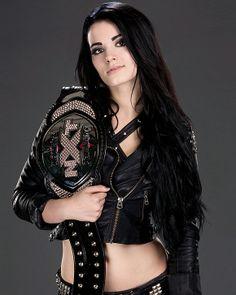 NXT Diva Paige, and new WWE Divas Champion!!!