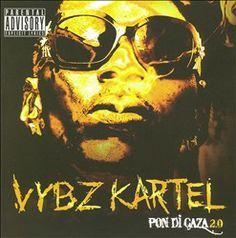Listening To Vybz Kartel