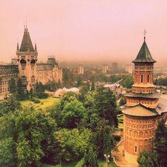 #Romania #Iasi