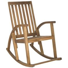 Found it at Wayfair - Bross Rocking Chair