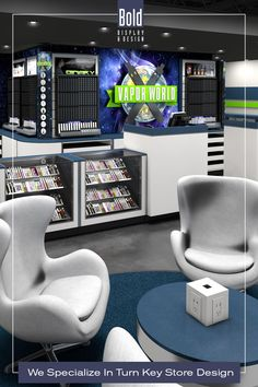 We create custom store designs at stock fixture pricing. We take your store floor plan, design a full color store rendering like the pin images. Then quote and manufacturer your unique store, it's easy! Drop us a email and we will get in contact with you. Visit our dedicated sites: bolddisplaycbd.com bolddisplayvape.com #storedesign #retailstoredesign #Vapestoredesign #instoredesign #storelayout #retailstoreinterior #wellnessstoredesign #storefixturedisplays #retaildesign Vape Store Design, Retail Store Design, Store Layout, Plan Design, Pin Image, Floor Plans, Quote, Drop, Flooring
