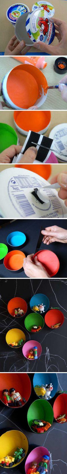 Klasversiering on pinterest butterfly decorations - Cajas de plastico para almacenar ...