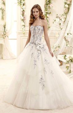 Robe de mariée Colet 2015 Modèle COAB15286